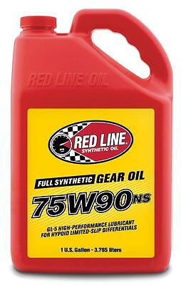 Red Line 75W90 NS Differential LSD Diff Oil 3.8 Litres, API GL-5, GL-6, MT-1