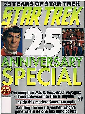 Star Trek 25th Anniversary Special (Official Collector´s Edition) 1991
