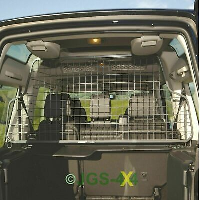 Land Rover Discovery 2 Dog Guard Half Height Mesh - STC50323