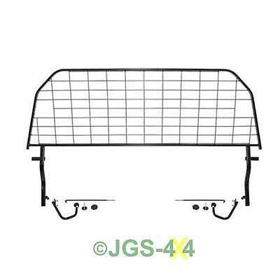 Land Rover Discovery 3 & 4 Dog Guard Half Height Mesh Luggage Guard - DA5511