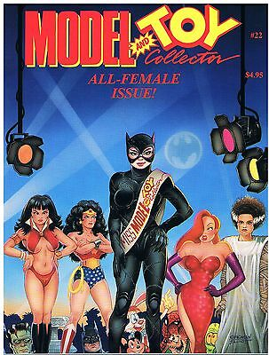 Model and Toy Collector No.22 / 1992 All-Female Issue!