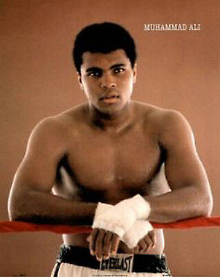 2 Rare Muhammad Ali  Licensed Poster Posters