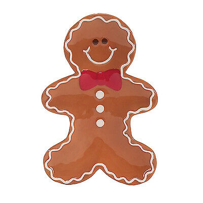 37716 Gingerbread Sugar & Spice Spoonrest Christmas Kitchen Decor Cook Chef