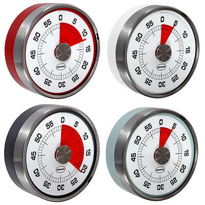 Cabanaz Magnetic Back Retro Oven Cooker Fridge Kitchen Timer