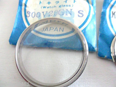 Seiko 6106, Crystal, See List For 6106 Models This Fits, Genuine Seiko Nos