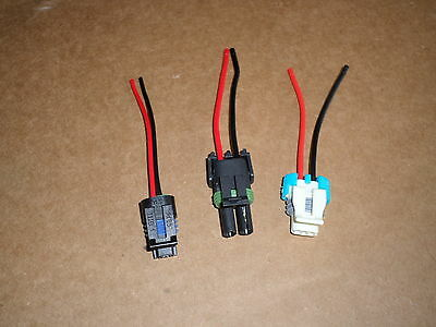 T56 Connector Set Backup Reverse Lockout VSS Wiring Pigtail GM LT1 LS1 Camaro