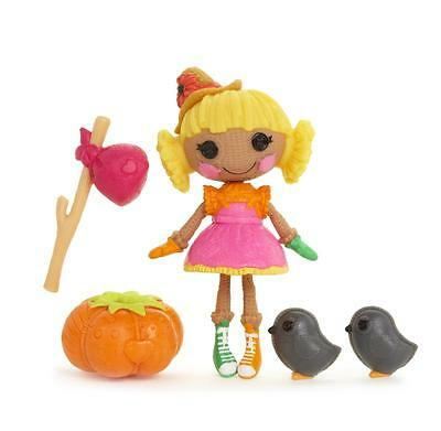 "Bambola Lalaloopsy Mini ""Baley Sticks N. Straws"" Doll Puppe 8 cm"