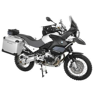 Touratech BMW R1200GS Motorcycle/Bike Specific Adventure Crash Bar Bags