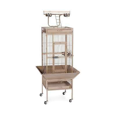 Prevue Hendryx Wrought Iron Select Cage Coco Brown - 3151COCO