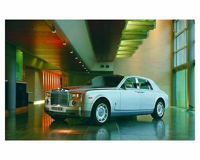 2003 Rolls Royce Phantom Automobile Photo Poster zch5141