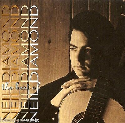 Neil Diamond ( New Sealed Cd ) The Very Best Of / Greatest Hits Collection