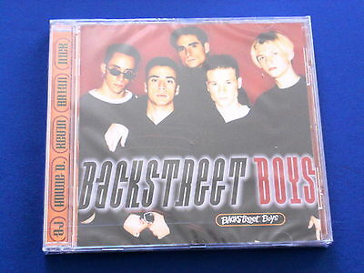 Backstreet boys - CD SIGILLATO