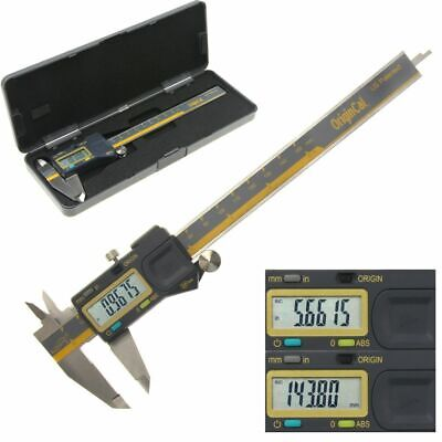 "iGaging Electronic Caliper ABSOLUTE ORIGIN 6"" Digital IP54 Extreme Accuracy"