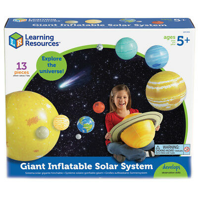 Learning Resources Inflatable Solar System Set