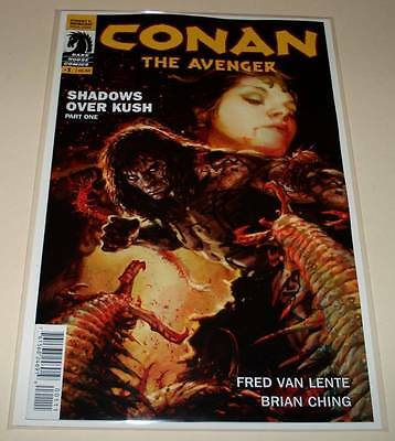 CONAN THE AVENGER # 1  Dark Horse Comic  April 2014   NM