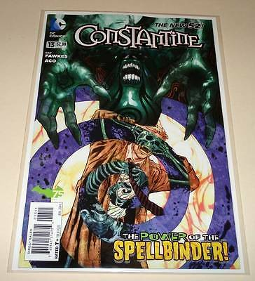 CONSTANTINE # 13  DC Comic   June 2014   NM   The New 52!  Hellblazer