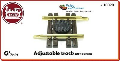 LGB 10090 Adjustable Track 88-120 mm G Scale Garden Railway
