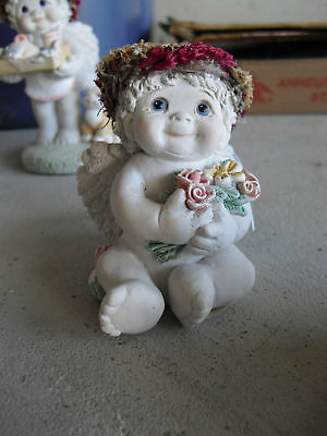 Dreamsicles Figurine Pretty Posies SIGNED LOOK