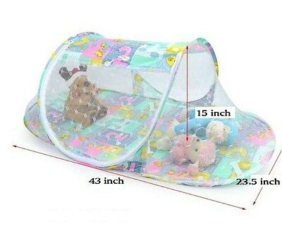 New Baby Folding Sleeping Tent Bed   ***FREE SHIPPING***  B2-4