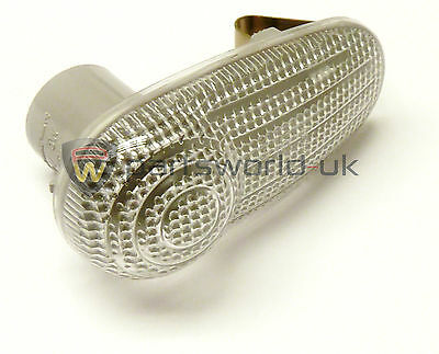 Fiat Bravo Mk2 Side Repeater Indicator Lamp Lens 51822766 Brand New Genuine