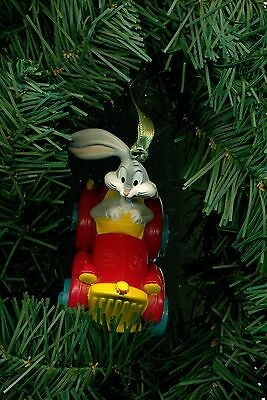 Bugs Bunny stretch car custom themed Christmas tree ornament toy Looney Tune