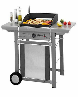 Campingaz Adelaide Plancha Gasgrill  BBQ Camping Grill Gas Barbecue Grillwagen