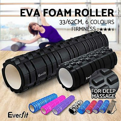 CEVA Foam Roller Physio Pilates Yoga Grid Trigger Point Massage 10 Models