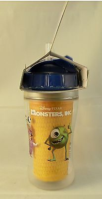 Monsters  Inc Sippy Cup Playtex Insulated Straw Cup