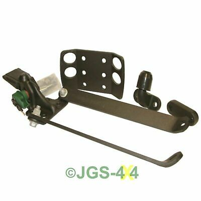 Land Rover Discovery 3 & 4 Height Adjustable Towbar Bracket Kit OEM - LR007484