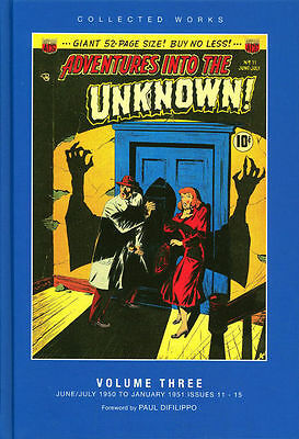 Adventures Into The Unknown Volume Three (NM) `12