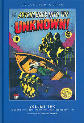 Adventures Into The Unknown Volume Two (NM) `12