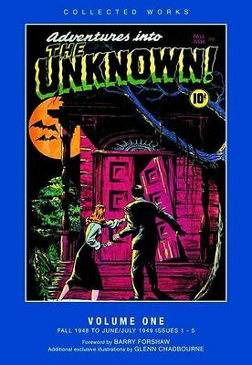 Adventures Into The Unknown Volume One (NM) `12