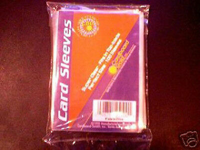 ACEO ATC Artist Trading Card Sleeves - 2 Packs of 100