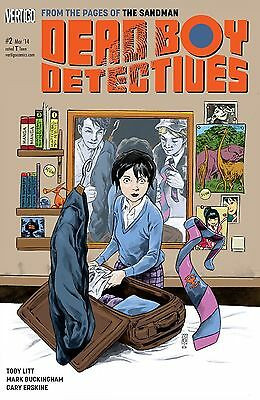 Dead Boy Detectives #2 (NM)`14 Litt/ Buckingham