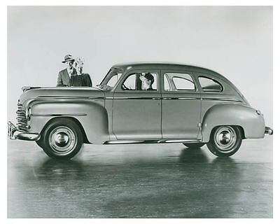 1946 Plymouth Automobile Photo Poster zch5151