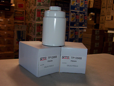 Chevy and GMC DURAMAX 6.6 liter DIESEL FUEL FILTERS  2000-2009 (3)