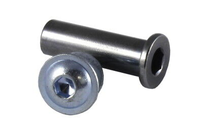 Blackspire M8 X 25Mm Axle For Dewlie/stinger