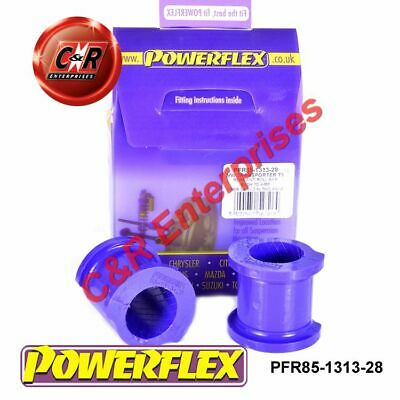 VW Transporter T5 04 on Powerflex Rear ARB Bushes to Arm 28mm PFR85-1313-28