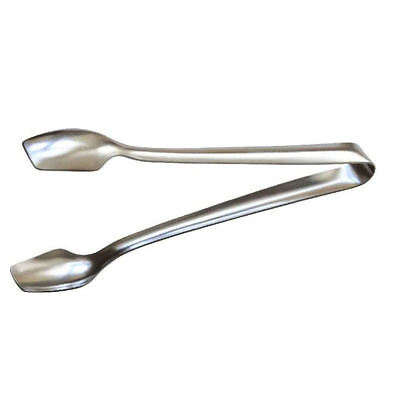 "Sugar Tongs 4"" Ice Restaurant Serving Small Stainless Steel Tong Wedding Sweets"