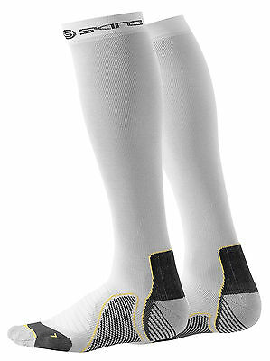 Skins Compression Socks Active UNISEX Weiss