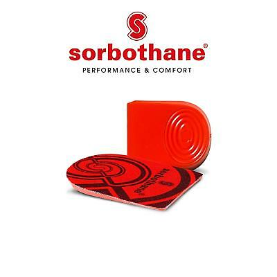 Sorbothane Shock Stopper Heel Pad Insoles Helps with Foot & Back Pain Sizes 3-12