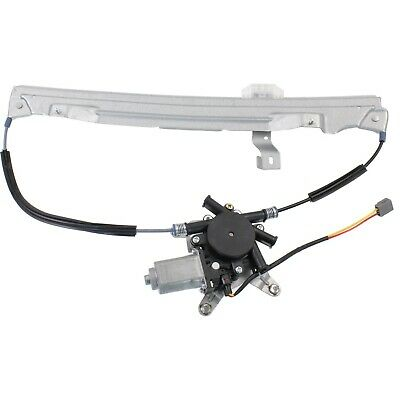 Power Window Regulator For 2002-2010 Ford Explorer Rear Right Side With Motor