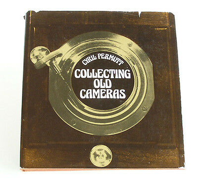 Collecting Old Cameras by Cyril Permutt
