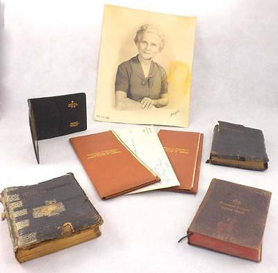 Greatheads Genealogy And Personal Papers, Antique 1900
