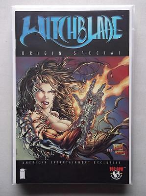 Witchblade - Origin (1997) One-Shot (American Ent. Excl. Variant)