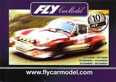 Fly 2006 Leaflet - 10th Anniversary-Oct to Dec Releases