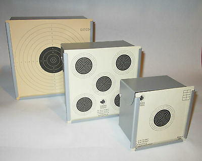 Gehmann Targets Pellets Trap for indoor 10 meters shooting