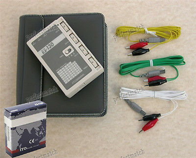 ITO 3-CHANNEL PALM-SIZED ELECTRO ACUPUNCTURE ES-130 Made in Japan