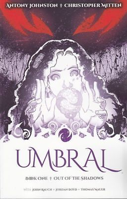 """Umbral Vol 1 """"out Of The Shadows"""" Tpb (Image Comics)"""