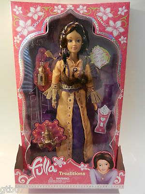 Fulla Muslim Girl Collectible Doll Traditions Shiny Sun Toy Eid Gift Ramadan